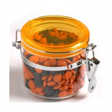 CHOC BEANS (SMARTIE LOOK ALIKE) IN CANISTER 300G (CORPORATE COLOURS)