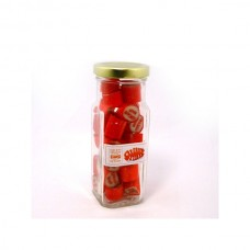 ROCK CANDY IN GLASS TALL JAR 150G