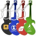 Guitar Key Chain