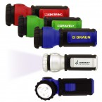 Mini Swivel Head Flashlight