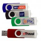 The Durban 2GB & 4GB Flash Drive