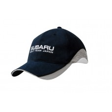 WATER RESISTANT POLYNOSIC CAP WITH MESH INSERTS ON CROWN & PEAK