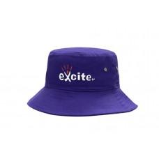 BRUSHED HEAVY COTTON BUCKET HAT