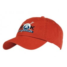 WASHED CHINO TWILL CAP