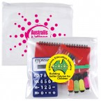 Large Pvc Pouch / Organiser With Zipper