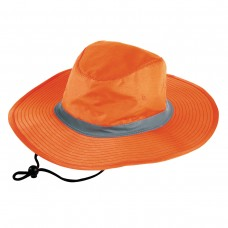 HI VIZ SAFETY HAT NZ