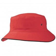 Bucket Hat Sandwich Brim