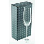 Ariston Champagne Glasses (Twin Pack)
