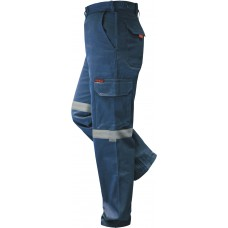 FIRE RETARDANT CARGO PANTS WITH TAPE