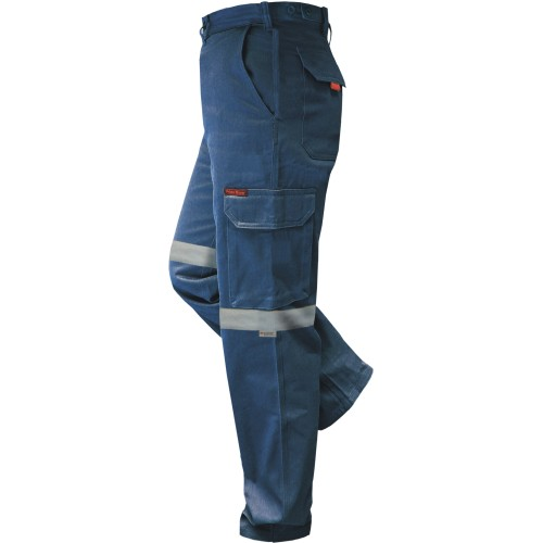 8b52e436af79 FIRE RETARDANT CARGO PANTS WITH TAPE