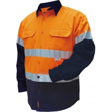 FIRE RETARDANT SHIRT WITH 3M TAPE