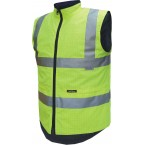 ANTI STATIC DAY/NIGHT REVERSIBLE WATERPROOF VEST