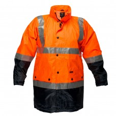 LIGHTWEIGHT RAIN JACKET WITH 3M TAPE