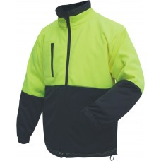 WATER REPELLENT FLEECY JACKET