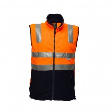 POLAR FLEECE VEST WITH 3M TAPE
