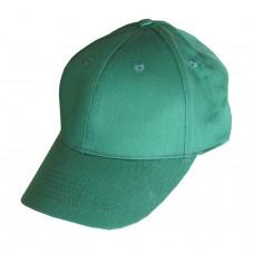 COTTON PEAKED CAP