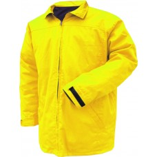 100% COTTON DRILL TEFLOT TREATED JACKET WITH 3M TAPE