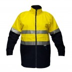100% COTTON DRILL JACKET WITH 3M TAPE