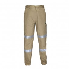 CARGO PANT WITH DOUBLE TAPE