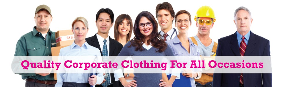Quality Corporate Clothing For All Occasions