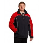 Mens Reversible Jacket With Contrast Colours