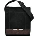 Jute Non-Woven Evolution Messenger Bag