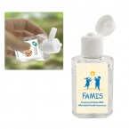 60ml Hand Sanitiser Gel