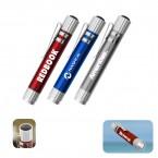 Aluminium Pocket Clip Flashlight