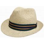 FEDORA STYLE STRING STRAW HAT