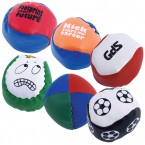 Custom PVC Hacky Sacks / Juggling Balls