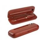 Brown Wood Case