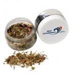 Large Herbal Tea Jar
