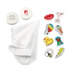 Custom Compressed Towel