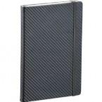 Ambassador Carbon Fibre 5 X 7 Journalbook