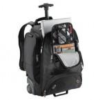 Elleven Wheeled Security-Friendly Compu-Backpack