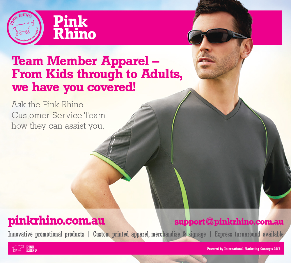 pink rhino sports apparel