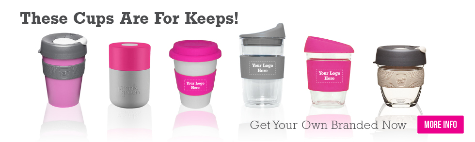 Promotional Keep Cups